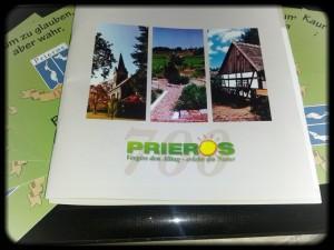 700 Jahre Prieros - Festzeitschrift