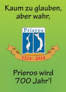 700 Jahre Prieros